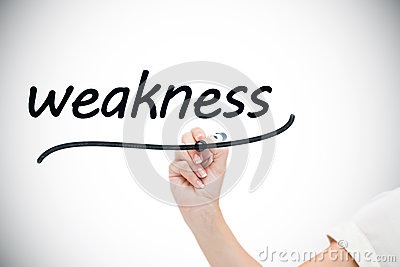 strengths and weeknesses in english Definition of strength - the quality or state of being physically strong, the capacity of an object or substance to withstand great force or pressure, the.