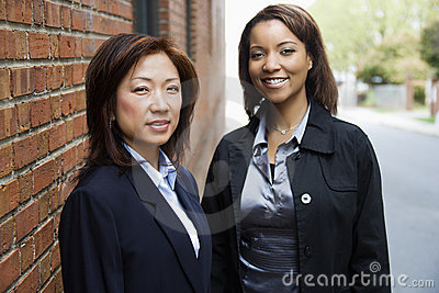 Businesswomen portrait