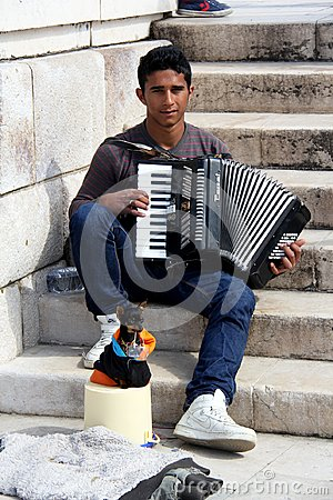 Free Busker Stock Images - 110413074