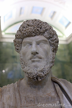 Bust of the Emperor Lucius Verus