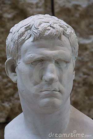 Bust of Marcus Vipsanius Agrippa