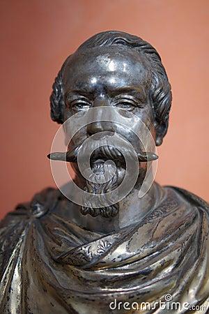 Bust of Napoleon III