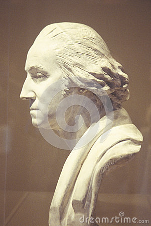 Bust of President George Washington