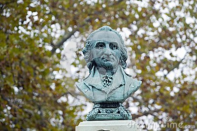Bust of Thomas Paine