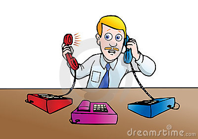 Busy call