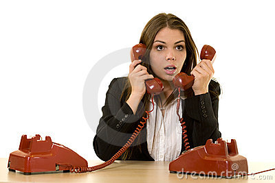 Busy hot line
