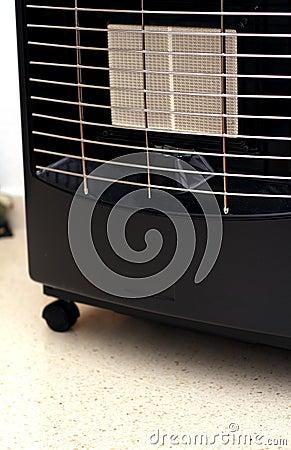 Butane heater