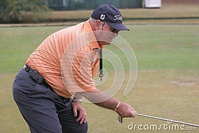 Harmon, Tour Championship, Atlanta, 2006 Editorial Stock Image