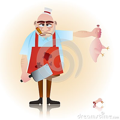 Butcher Guy