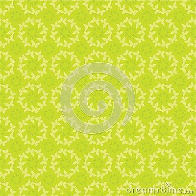 Buterfly pattern