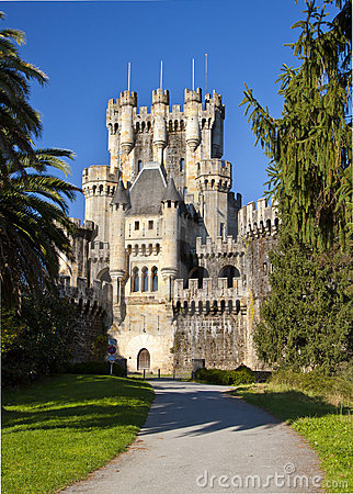 Butrón is a castle located in Gatika.