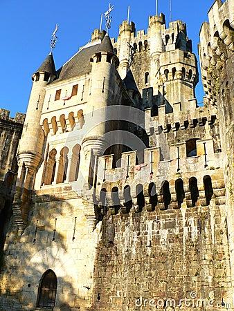 Butron castle, Gatika ( Basque Country )