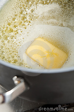 Free Butter And Bubbles Royalty Free Stock Photos - 15616888