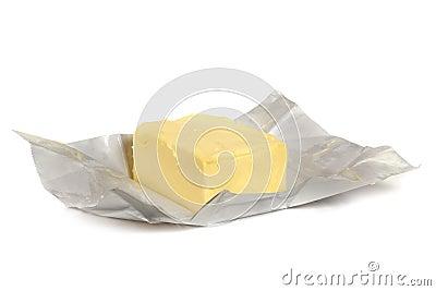 Butter on Foil