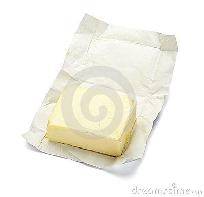Butter margarine food cholesterol dairy milk