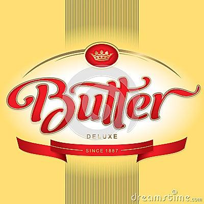 Butter packaging design ()