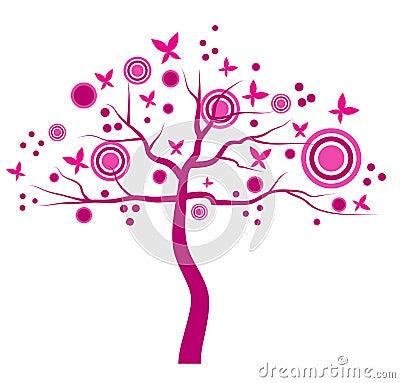 Butterflfy Tree