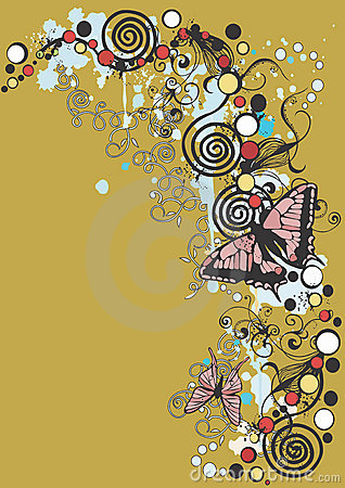 Free Butterflies Royalty Free Stock Image - 3754486