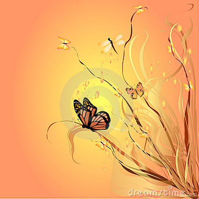 Free Butterflies Royalty Free Stock Images - 4101839