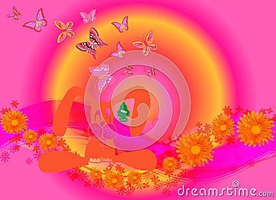 Butterflies all around 10