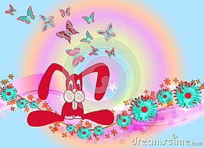 Butterflies all around 7