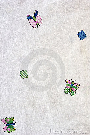 Butterflies Cloth