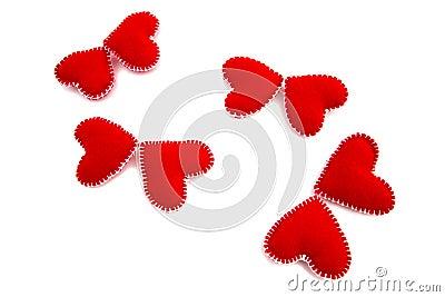 Butterflies of Hearts