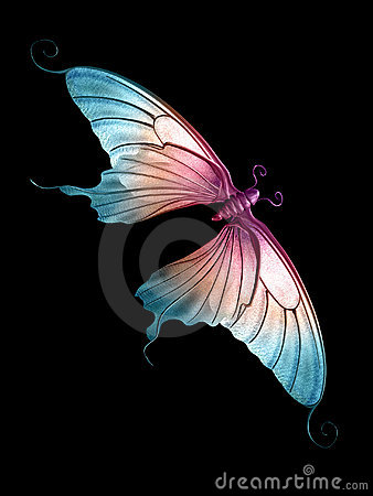Free Butterfly 2 Of 3 Royalty Free Stock Images - 399459