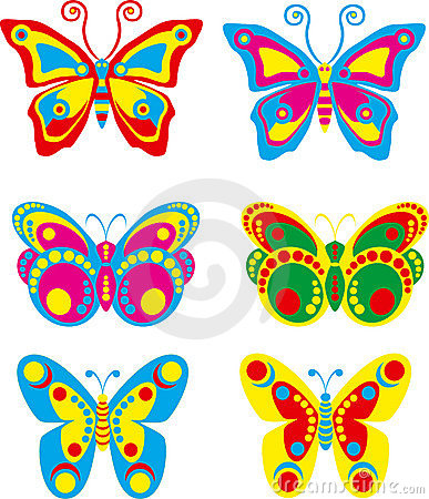 Free Butterfly Royalty Free Stock Photo - 433155