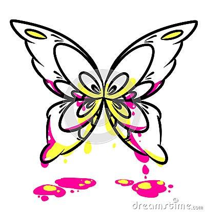 Butterfly beauty loss