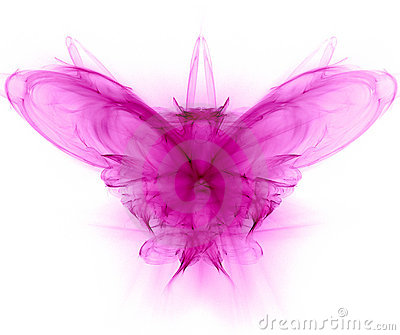 Butterfly - fractal generated
