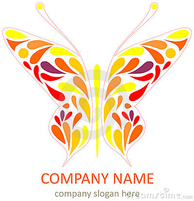 Butterfly - logotype