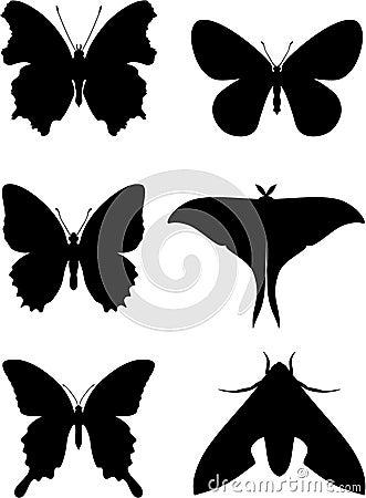 Butterfly set 01