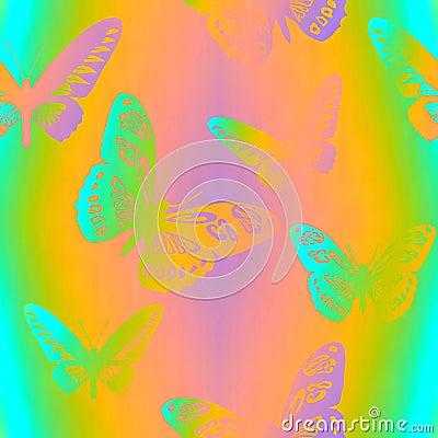 Butterfly Tile 2