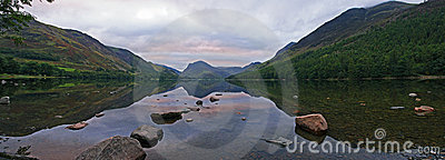Buttermere reflections 2