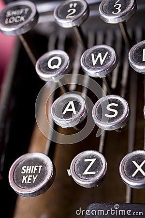 A Button
