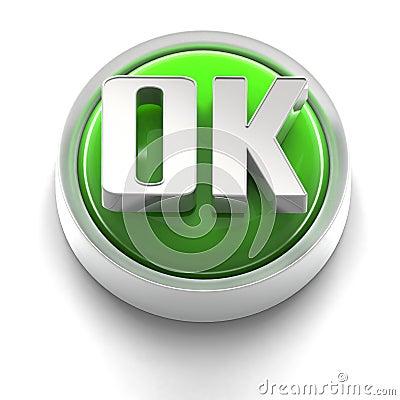 Button Icon: OK
