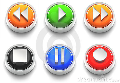Button Icon: Player Set