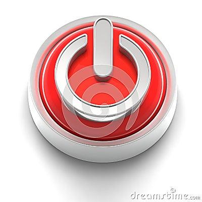 Button Icon: Power