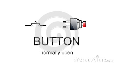 Button icon and symbol