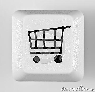 Button online shopping