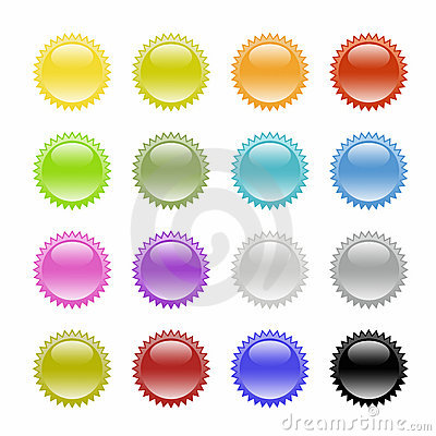 Button-Star