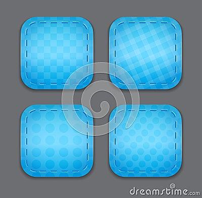 Button templates