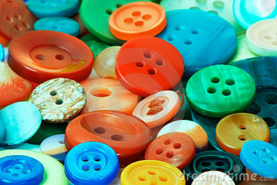 Buttons Stock Photo - Image: 2076800