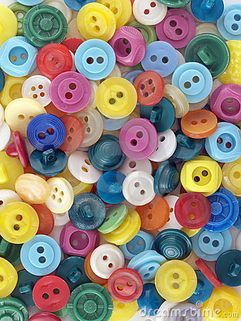 Buttons in confusion