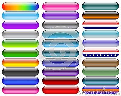 Buttons färgrikt