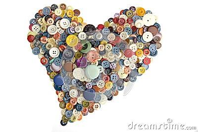 Buttons Love