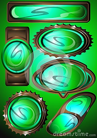 Buttons (Vector)