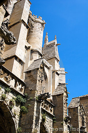 Buttresses 1