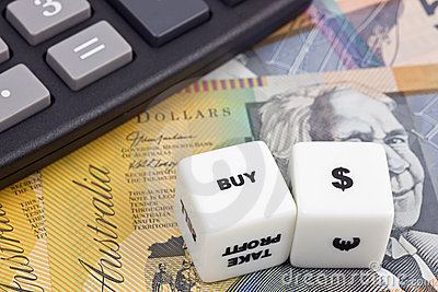 Buy Australian dollar